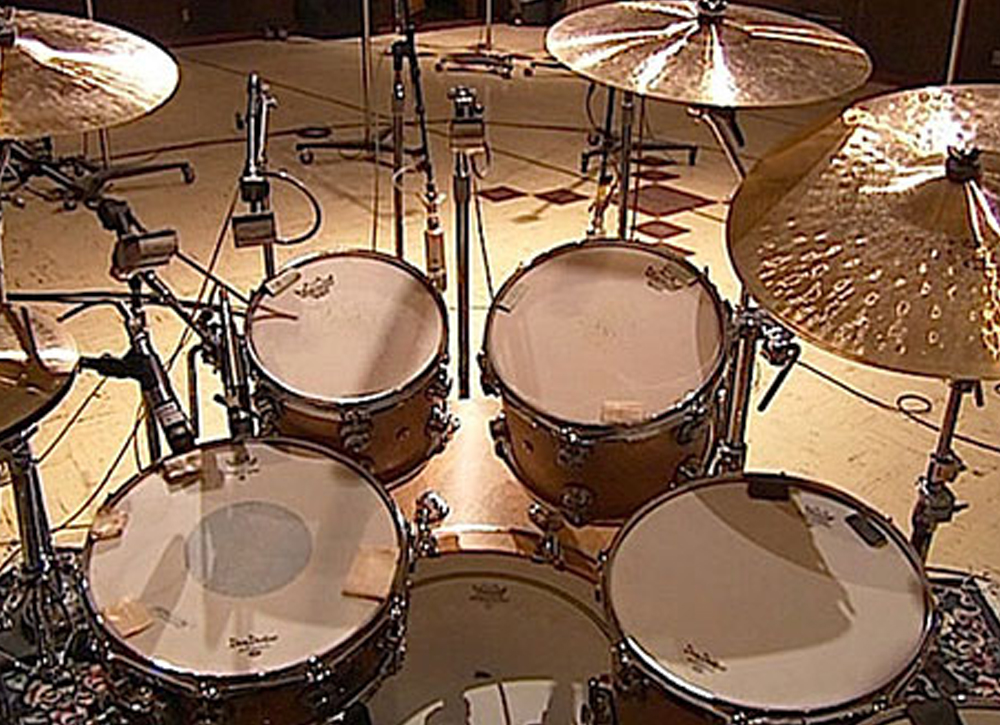 Ocean Way Drums